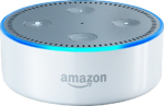 Fill out the form to get an Amazon Echo Dot