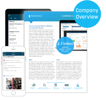 Parsable Company Overview