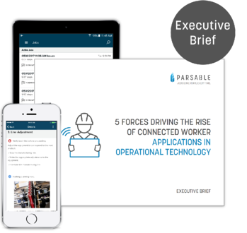 5 Forces Driving The Rise Of Connected Worker Applications In Operational Technology executive brief