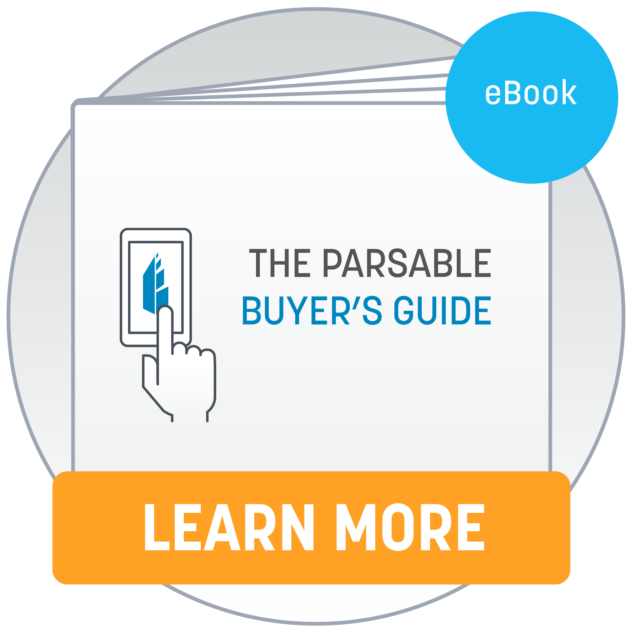 eBook icon in circle Buyers Guide w Learn More